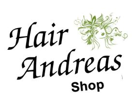 Hair Andreas Shop-Logo
